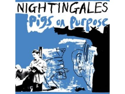 NIGHTINGALES - Pigs On Purpose (CD)