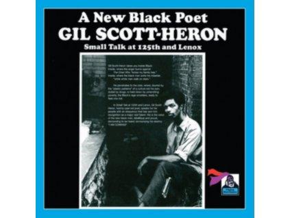 GIL SCOTT-HERON - Small Talk At 125Th And Lenox (CD)