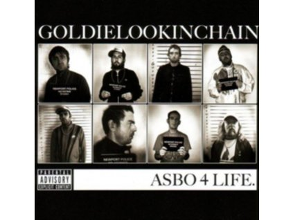 GOLDIE LOOKIN CHAIN - Asbo 4 Life (CD)