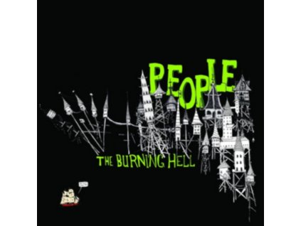 BURNING HELL - People (CD)