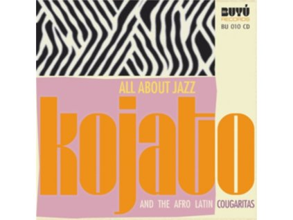KOJATO - All About Jazz (CD)