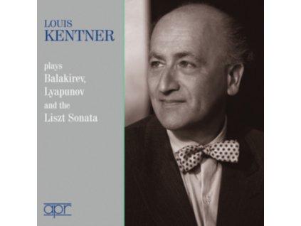LOUIS KENTNER - Balakirevlyapunov Sonata (CD)