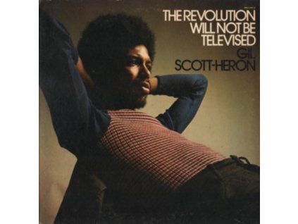 GIL SCOTT-HERON - The Revolution Will Not Be Televised (CD)