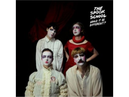 SPOOK SCHOOL - Could It Be Different? (CD)