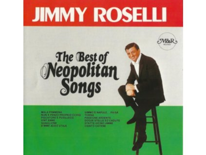 JIMMY ROSELLI - The Best Of Neopolitan Songs (CD)