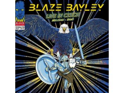 BLAZE BAYLEY - Live In Czech (CD)