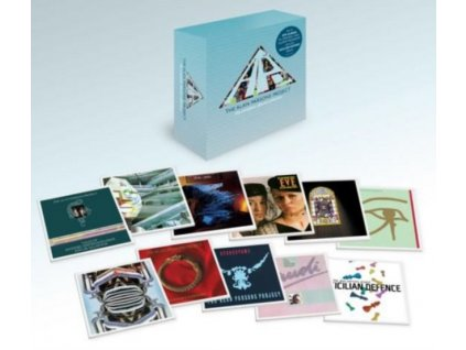 ALAN PARSONS PROJECT - The Complete Albums Collection (CD Box Set)