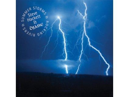 STEVE HACKETT & DJABE - Summer Storms & Rocking Rivers (CD)
