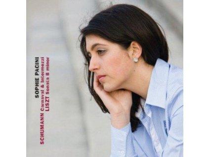 SOPHIE PACINI - Carnaval Intermezzipiano Sonata B Min (CD)