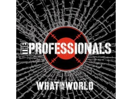 PROFESSIONALS - What In The World (CD)