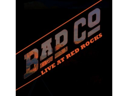 BAD COMPANY - Live At Red Rocks (CD + DVD)