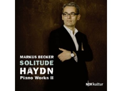 MARKUS BECKER - Solitude: Haydn Piano Works. Vol. II (CD)