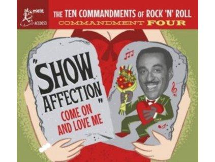 VARIOUS ARTISTS - The Ten Commandments Of RockNRoll Vol. 4 (CD)