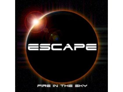 ESCAPE - Fire In The Sky (CD)