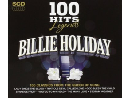BILLIE HOLIDAY - 100 Hits - Legends (CD)