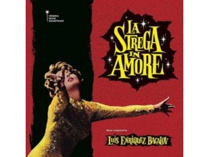 LUIS BACALOV - La Strega In Amore (CD)