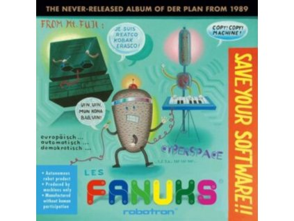DER PLAN - Save Your Software (CD)