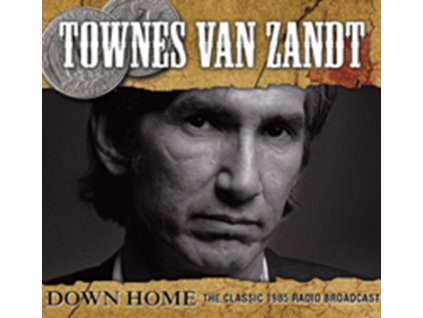 TOWNES VAN ZANDT - Down Home (CD)