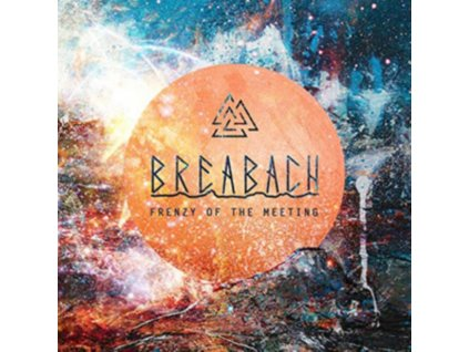 BREABACH - Frenzy Of The Meeting (CD)
