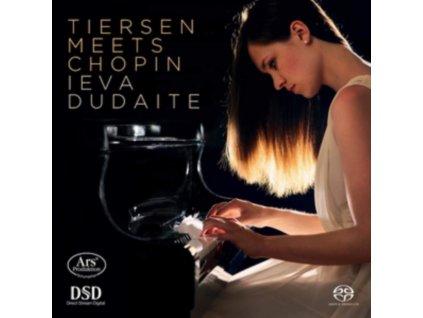 IEVA DUDAITE - Tiersen Meets Chopin (SACD)