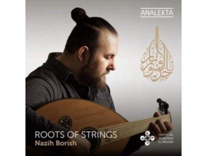 NAZIH BORISH - Roots Of Strings (CD)