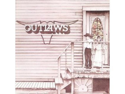 OUTLAWS - The Outlaws (CD)