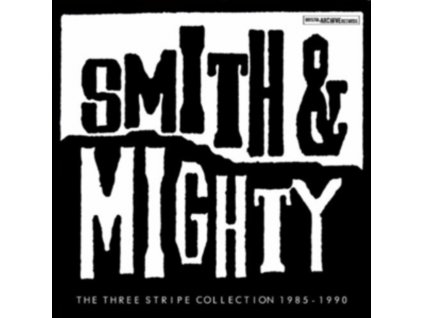 SMITH & MIGHTY - The Three Stripe Collection 1985-1990 (CD)