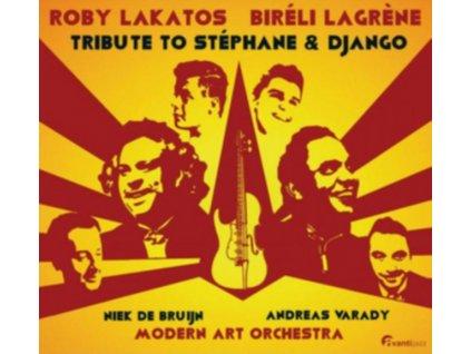 ROBY LAKATOS / BIRELI LAGRENE / MODERN ART ORCHESTRA - Tribute To Stephane & Django (SACD)