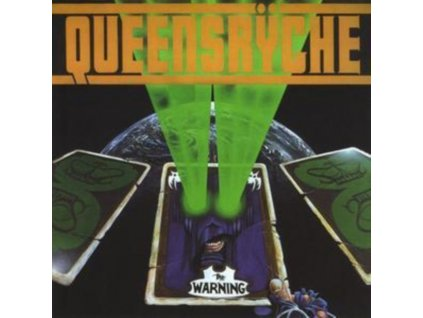 QUEENSRYCHE - The Warning (CD)