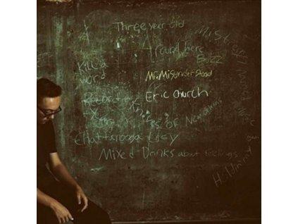 ERIC CHURCH - Mr Misunderstood (CD)