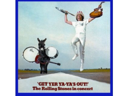 ROLLING STONES - Get Yer Ya-YaS Out (CD)