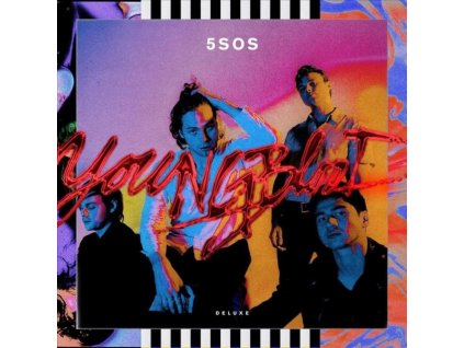 5 SECONDS OF SUMMER - Youngblood (CD)