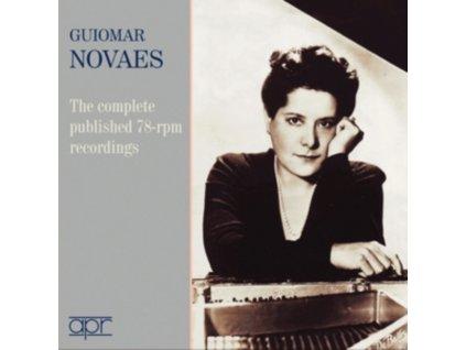 GUIOMAR NOVAES - Complete 78Rpm Recordings (CD)