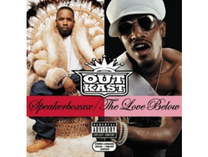 OUTKAST - Speakerboxxx/The Love Below (CD)
