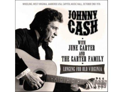 JOHNNY CASH - Longing For Old Virginia (CD)