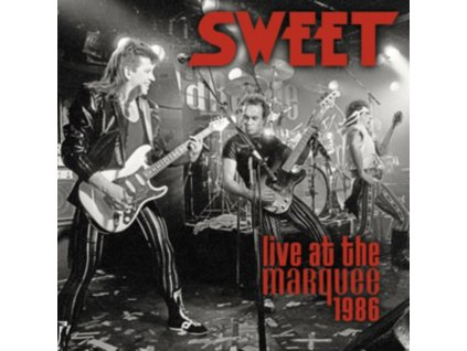 SWEET - Live At The Marquee 1986 (CD)