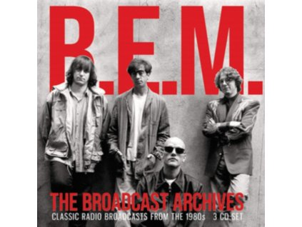 R.E.M. - The Broadcast Archives (CD)