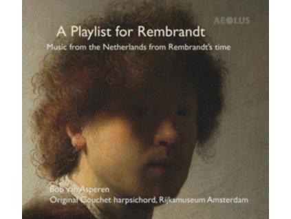 BOB VAN ASPEREN - A Playlist For Rembrandt (CD)
