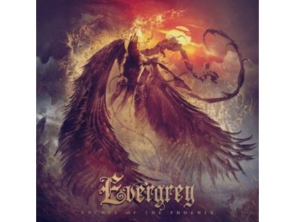EVERGREY - Escape Of The Phoenix (CD)