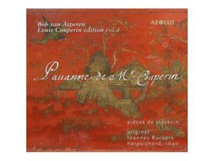 BOB VAN ASPEREN - Louis Couperin Edition Vol. 4 (SACD)