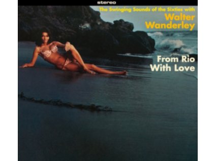 WALTER WANDERLEY - From Rio With Love + Balancando (CD)