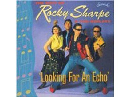 ROCKY SHARPE & THE REPLAYS - Looking For An Echo (CD)