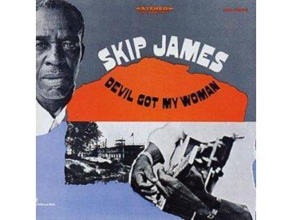 SKIP JAMES - Devil Got My Woman (CD)