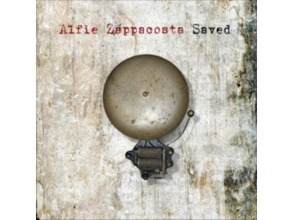 ALFIE ZAPPACOSTA - Saved (CD)