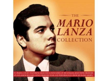 MARIO LANZA - The Mario Lanza Collection (CD)