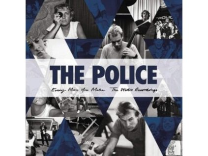 POLICE - Every Move You Make: The Studio Recordings (CD)