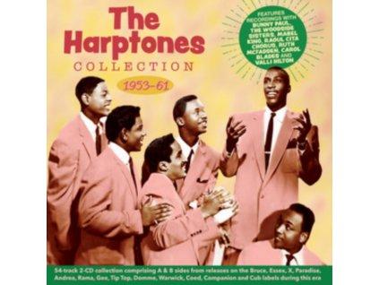 ARPTONES - Harptones Collection 1953-61 (CD)