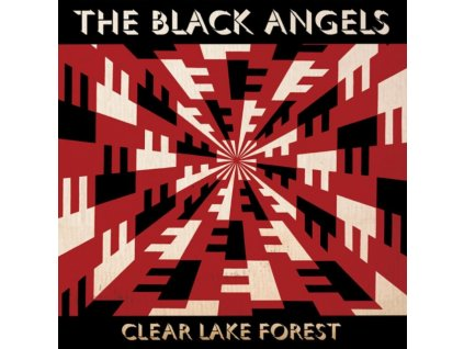 BLACK ANGELS - Clear Lake Forest (CD)