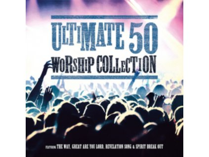 VARIOUS ARTISTS - Ultimate 50 Worship Collection (CD)