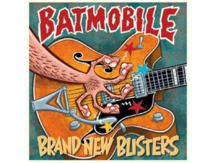 BATMOBILE - Brand New Blisters (CD)